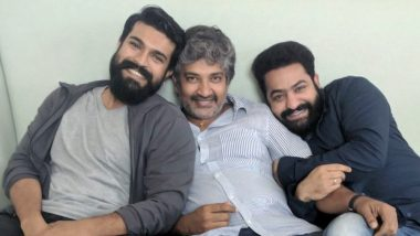 RRR: SS Rajamouli Begins Shooting for the Second Schedule of Jr NTR, Ram Charan, Alia Bhatt Starrer