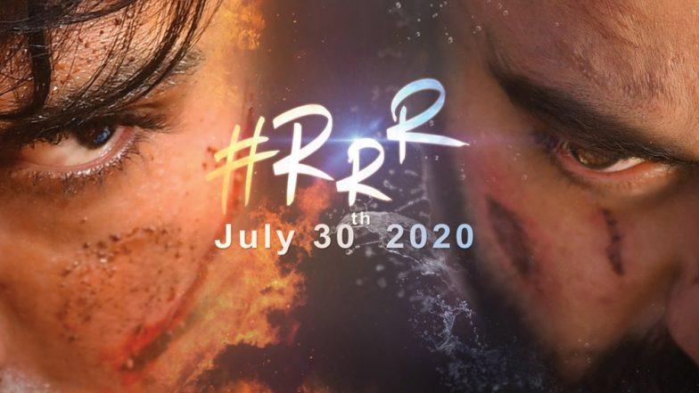 SS Rajamouli's Big-Budget Film RRR Starring Ram Charan, Jr NTR, Alia Bhatt, Ajay Devgn, Daisy Edgar-Jones to Release on July 30, 2020