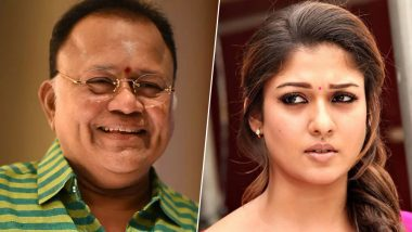 Nayanthara Controversy: DMK Suspends Radha Ravi, Actor Expresses Regret for Making Sexist Remarks on Kolaiyuthir Kaalam Actress