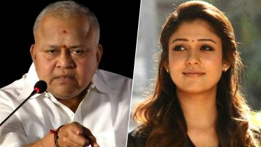 Vignesh Shivan Comes Out in Support of Nayanthara, KJR Studios to Ban Sarkar Actor Radha Ravi From Future Projects