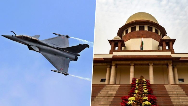 Rafale Deal Row: Supreme Court Reserves Order on Centre Claiming Privilege Over Leaked Documents