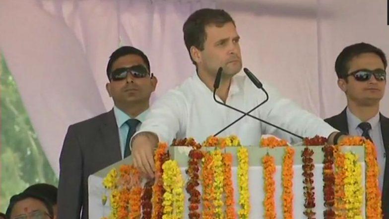 Rahul Gandhi Counters PM Narendra Modi's 'Mai Bhi Chowkidar' Campaign, Asks 'You Feeling a Little Guilty Today?'
