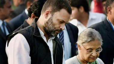 Rahul Gandhi to Meet Congress Leaders to Decide on Alliance With AAP in Delhi, Haryana and Punjab Ahead of 2019 Lok Sabha Elections