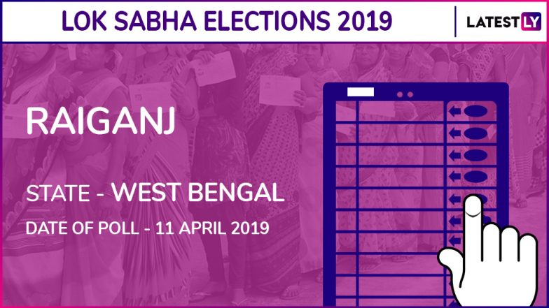 Raiganj Lok Sabha Constituency in West Bengal: Candidates, Current MP, Polling Date And Election Results 2019