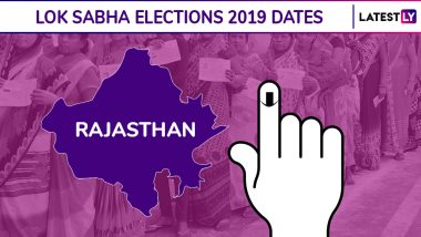 Rajasthan Lok Sabha Elections 2019 Dates: Constituency-Wise Complete Schedule Of Voting And Results For General Elections