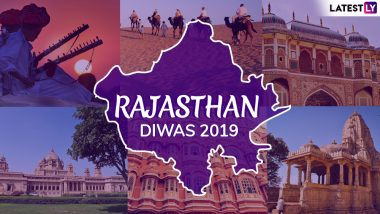 Rajasthan Diwas 2019: CM Ashok Gehlot, PM Modi and Others Extend Warm Greetings on This Significant Day, Check Tweets