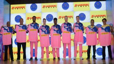 IPL 2020 Team Sponsorship: Rajasthan Royals Partner with APIS Honey for Upcoming Edition