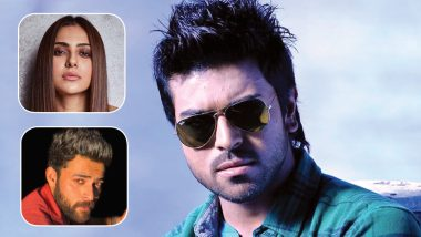 Rakul Preet, Varun Tej Konidela Wish RRR Hero Ram Charan on His 34th Birthday!