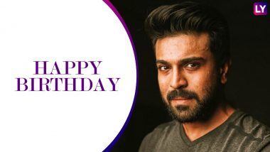 Ram Charan Birthday: 7 Insta Pictures of the Tollywood Star Which Made Us Say WOW, Courtesy Upasana Kamineni Konidela (View Pics)