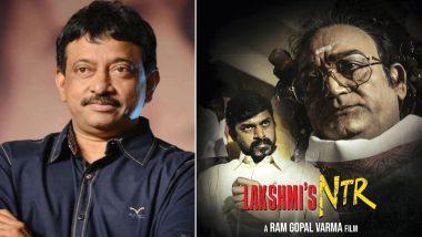 Andhra Pradesh HC Stays Release of Ram Gopal Varma's Politically Controversial Film Lakshmi's NTR – Read RGV's Tweet