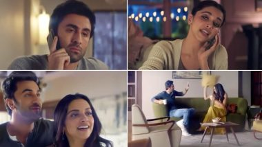 Ranbir Kapoor and Deepika Padukone's Cute Chemistry in THIS Commercial Is a Perfect Morning Treat