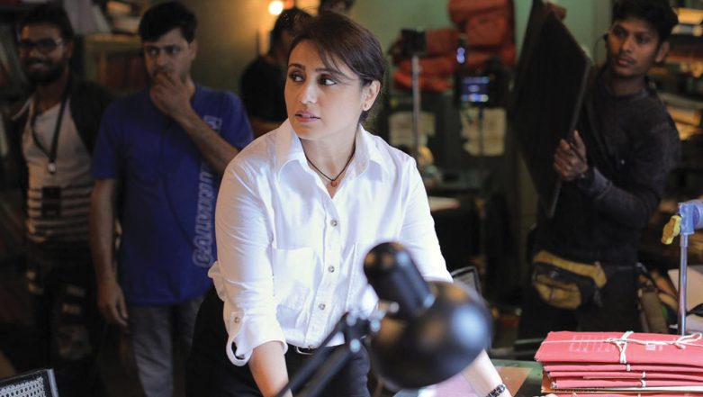 Mardaani 2 Actor Rani Mukerji: Been Lucky to Have Received the Right Script at the Right Time