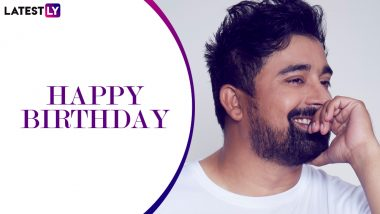 Rannvijay Singha Birthday Special: 5 Pictures of the Splitsvilla Host That Will Make You Wish If You Had a Man Like Him