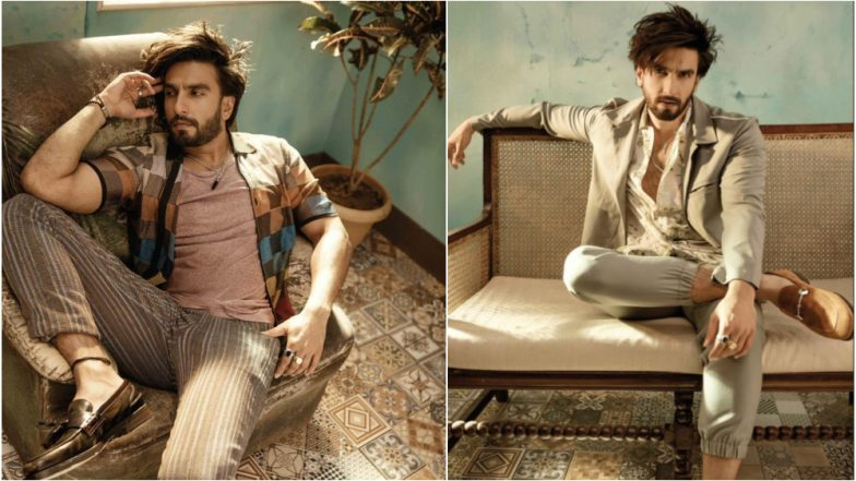 Ranveer Singh's Grazia Photoshoot: Looking At These Pictures We Agree With Deepika, He Truly Is 'Hottie No 1'