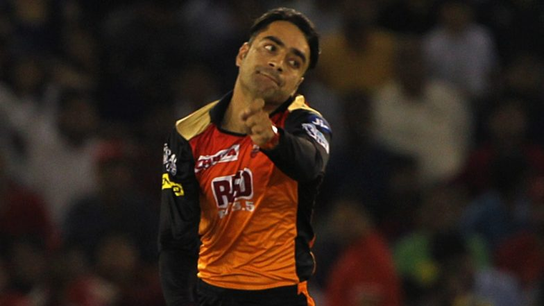 Sunrisers Hyderabad Spinner Rashid Khan Trolled After Exchanging Nasty Stares with Shane Watson During CSK vs SRH, IPL 2019 Tie (Watch Video)