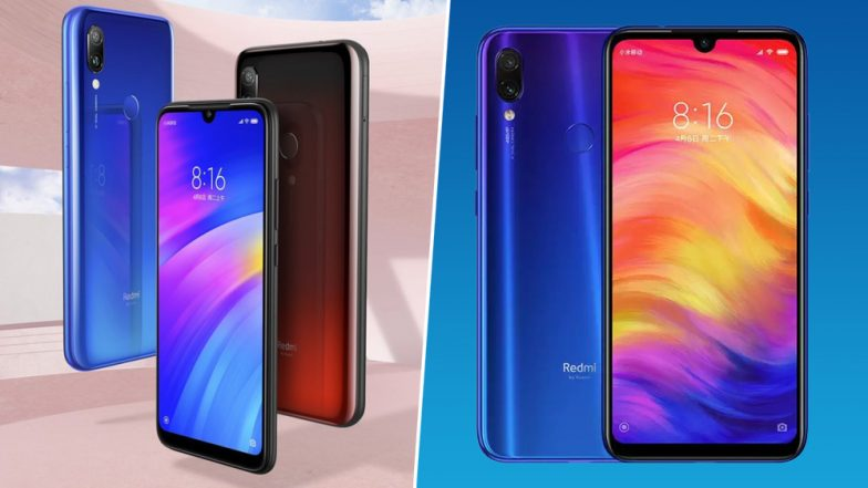 Xiaomi Redmi 7 Launching Today in China; Watch LIVE Streaming & Online Telecast of New Redmi Smartphone Launch Event
