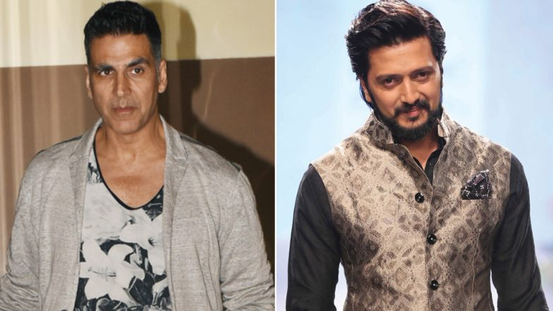 Akshay Kumar Has the Perfect Response To Riteish Deshmukh Revealing What Makes Him the 'Highest Tax-Payer'