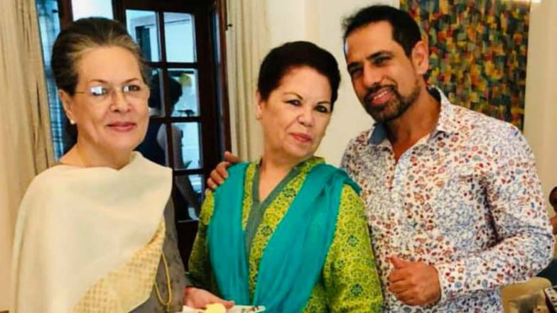 International Women's Day 2019: Robert Vadra Shares a Beautiful Post on 'Four Strong Women' in His Life