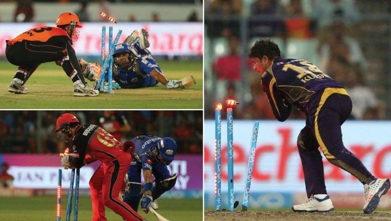 VIVO IPL 2019: Famous Run Outs From the Past Seasons of Indian Premier League (Watch Videos)