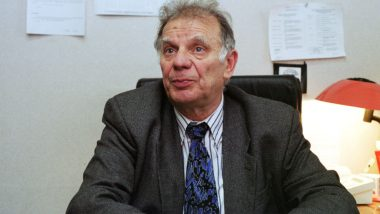 Russian Nobel Laureate Zhores Alferov, Who Won the 2000 Nobel Prize in Physics, Dies at the Age of 88