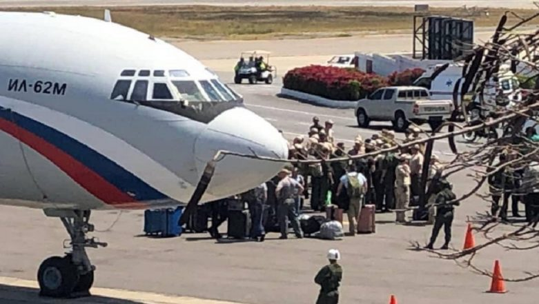 Russia Confirms its Military Personnel are in Venezuela, says Deployment for 'As Long As Needed'