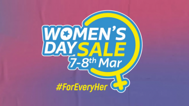 Flipkart Women's Day Sale 2019: Attractive Offers & Massive Discounts on Poco F1, Vivo V9 Pro, Pixel 3, Galaxy S8 & Other Smartphones