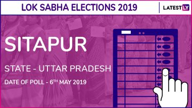 Sitapur Lok Sabha Constituency in Uttar Pradesh: Candidates, Current MP, Voting Date and Election Results 2019