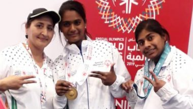 World Summer Games 2019: Women Cyclist Manimeghlai and Shruti Shine by Winning Gold and Silver for India