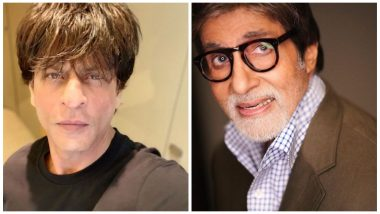 Did Amitabh Bachchan Just Hint At A New Project With Shah Rukh Khan?