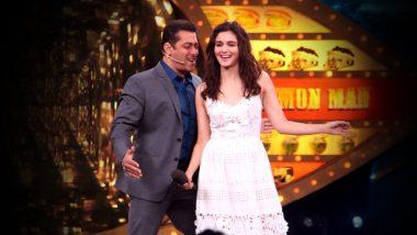 Alia Bhatt-Salman Khan Pairing in Inshallah: Twitterati Walk Down Memory Lane, Shares 20-Year Old Picture of the Actors