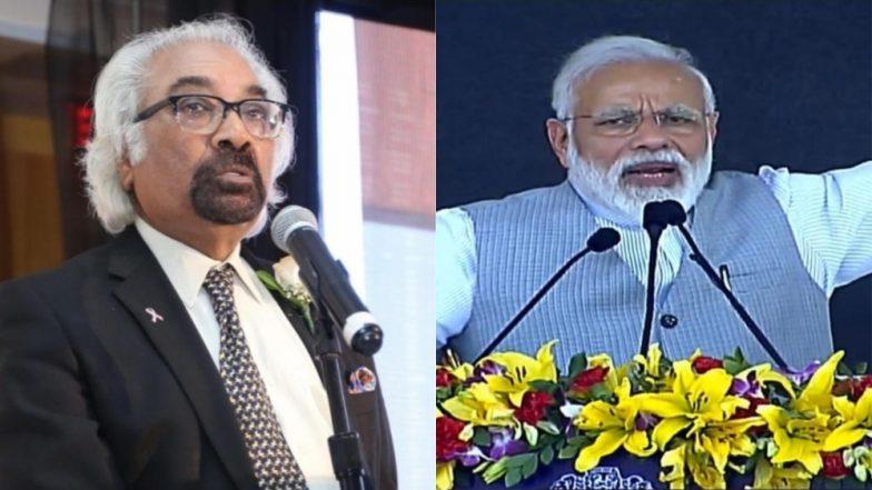 PM Narendra Modi Hits Out at Sam Pitroda For Questioning Balakot Death Toll, Says 'Congress Celebrating Pakistan National Day'