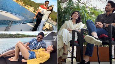 Fans Can't Stop Gushing Over Samantha Akkineni and Naga Chaitanya's Latest Insta Post! See Pic