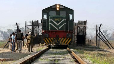 Article 370 Abrogation in Jammu And Kashmir: Pakistan Rejects India's Request to Resume Samjhauta, Thar Express Trains
