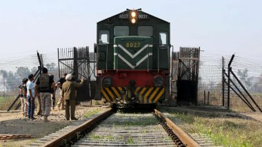 Samjhauta Express Services Resume From Tomorrow After India and Pakistan Agree to Operationalise Train