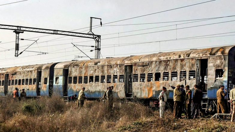 Samjhauta Blast Case: Former DGP Questions NIA's 'Complicity', Holds Agency Accountable For Release of Accused