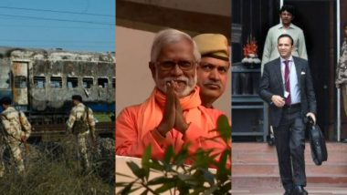 Samjhauta Blast Case: Indian High Commissioner Rejects Pakistan's Assertions on Assemanand's Acquittal, Says 'Take Action on JeM Terrorists First'