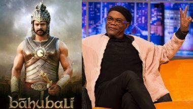 Listen Up SS Rajamouli, Samuel L Jackson Wants A Role In