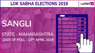 Sangli Lok Sabha Constituency in Maharashtra Results 2019: NCP Candidate Udayanraje Pratapsinh Maharaj Bhonsle Elected as MP