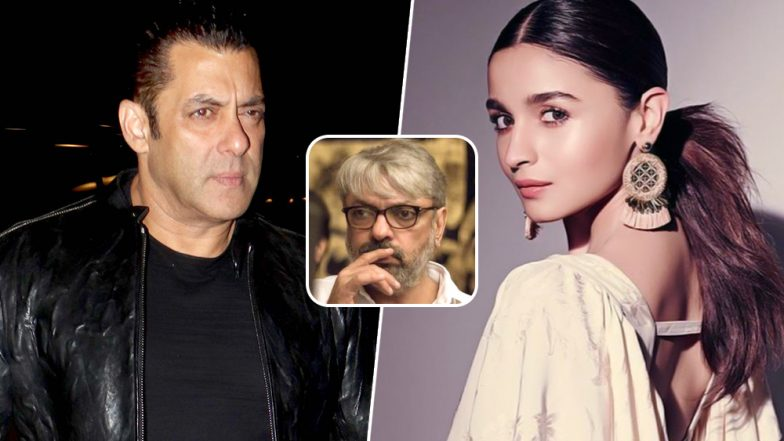 "Image result for Salman khan and Alia Bhatt Will Appear Together In Sanjay leela bhansali's ""InshaAllah"""