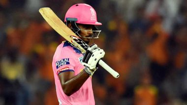 IPL 2020: Sanju Samson Says 'Not Thinking About India Berth, Focussed on Rajasthan Royals'