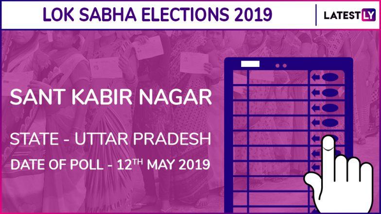Sant Kabir Nagar Lok Sabha Constituency in Uttar Pradesh: Candidates, Current MP, Polling Date and Election Results 2019