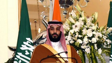 Saudi Arabia Executes 37 Prisoners, Crucifying One, For 'Terrorism' and 'Extremist Thinking'