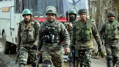 Jammu & Kashmir: One Militant Killed in Anantnag in Encounter With Forces