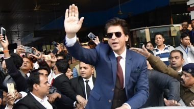 Shah Rukh Khan Hopeful of KKR Winning IPL 2021 Title