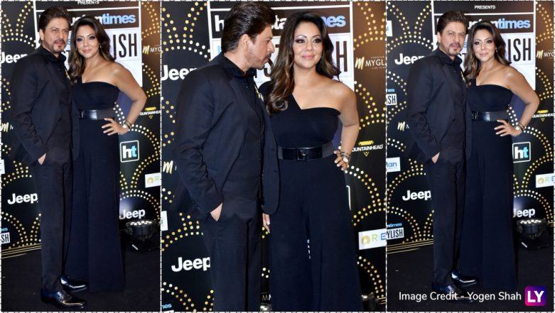 Watch Gauri Khan Let Out a Cute Secret About Shah Rukh Khan in This Video from HT India's Most Stylish Awards 2019