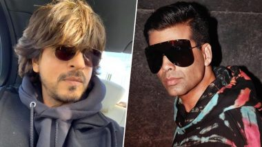 #ShameOnKaranJohar Tops the Trends After Karan Johar LIKES an Offensive Tweet on Shah Rukh Khan