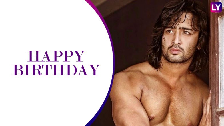 Shaheer Sheikh Turns 35; These Pictures of Yeh Rishtey Hain Pyaar Ke Actor Will Make You Go Weak in the Knees