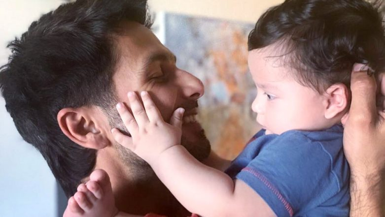 Shahid Kapoor's Adorable 'Sun' Is Brightening Our Day! View Pic