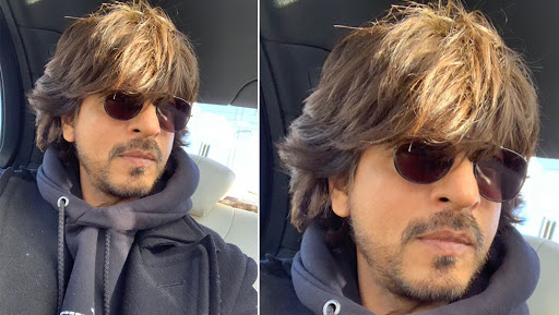 Shah Rukh Khan's Latest Selfie Is Winning The Internet - View Pics