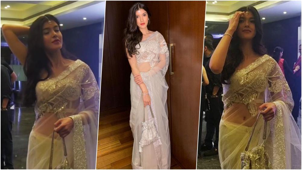 Ananya Pandey's Bestie Shanaya Kapoor Cuts a Pretty Figure ...Shanaya Kapoor Instagram